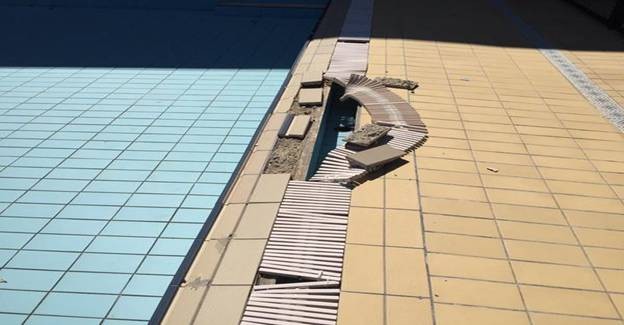 piscina de la fortuna