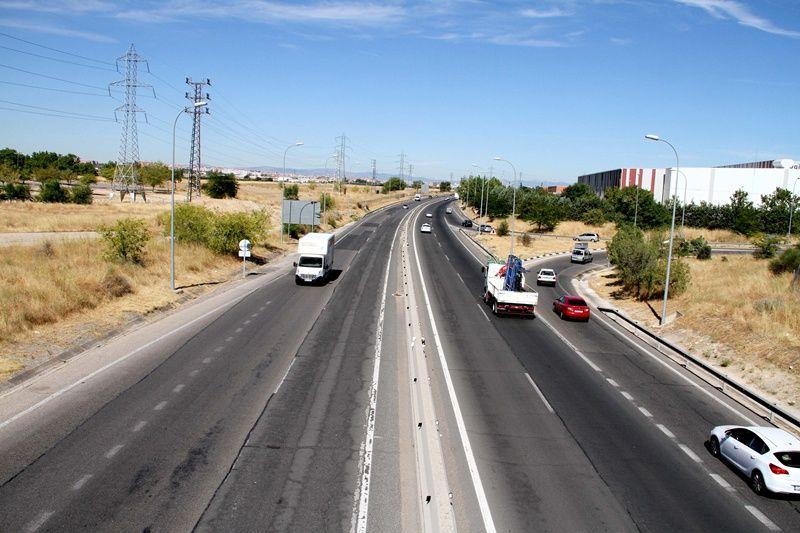 Carretera M406 Leganés