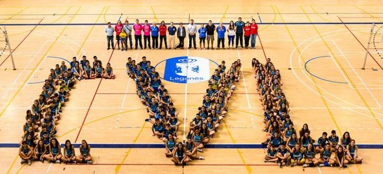 Voleibol Leganes 2015_16