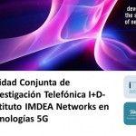 telefonica imdea network 5g