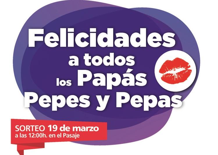 Sorteo Plaza España Dia Del Padre