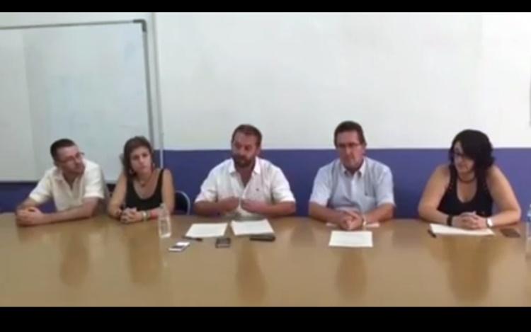 Fran Munoz rueda de prensa
