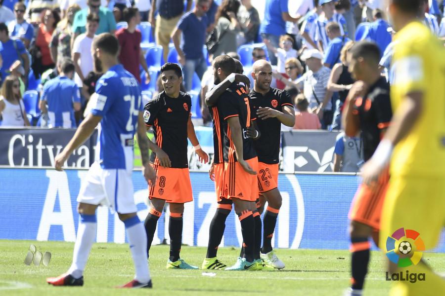 El Lega suma su tercera derrota de la temporada ante el Valencia.