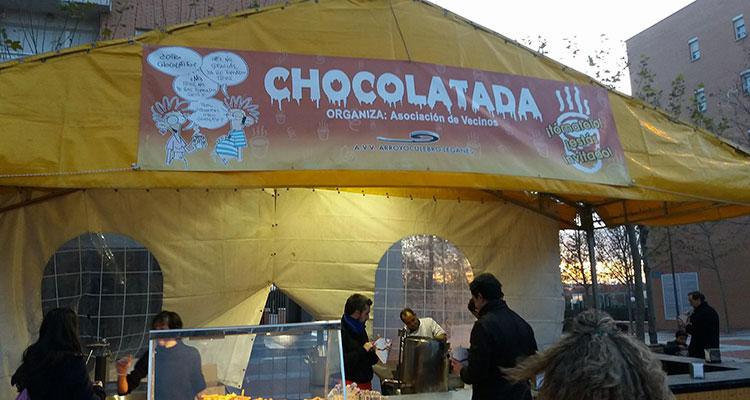 avv-arroyo-culebro-chocolatada-solidaria
