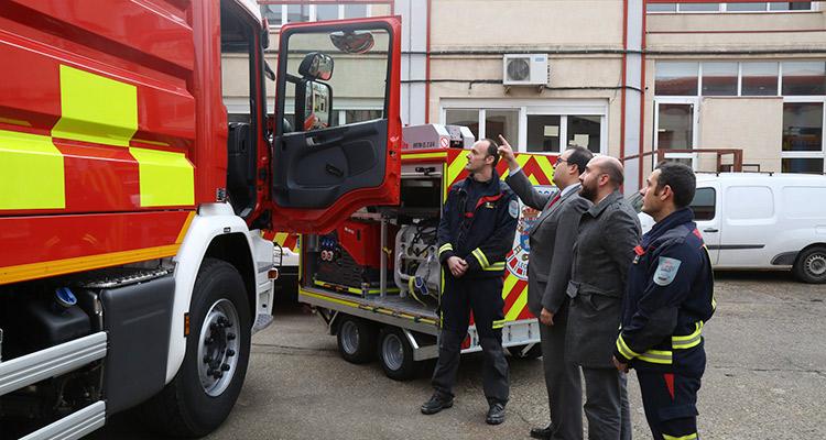 Los bomberos de Leganés serán gestionados por la Comunidad de ...