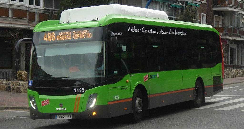 El autobús tiene fecha de llegada a Poza del Agua: el 3 de julio ...