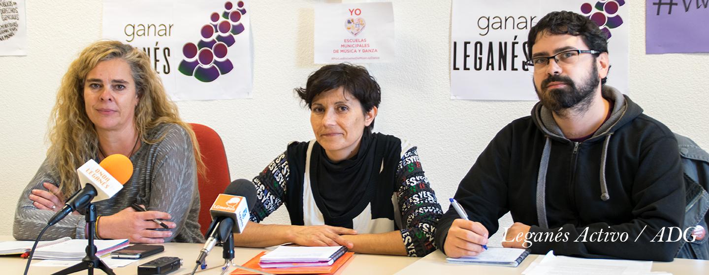 Ganar Leganés renovación Clece