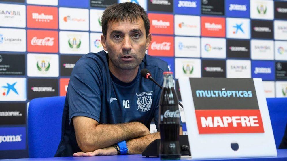 Garitano sobre Deportivo-Leganés