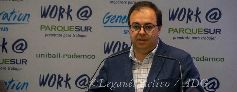Santiago Llorente Work@ Parquesur