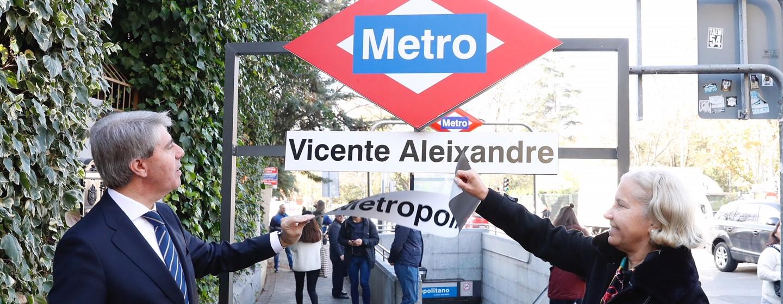 cambio de Metro de Madrid