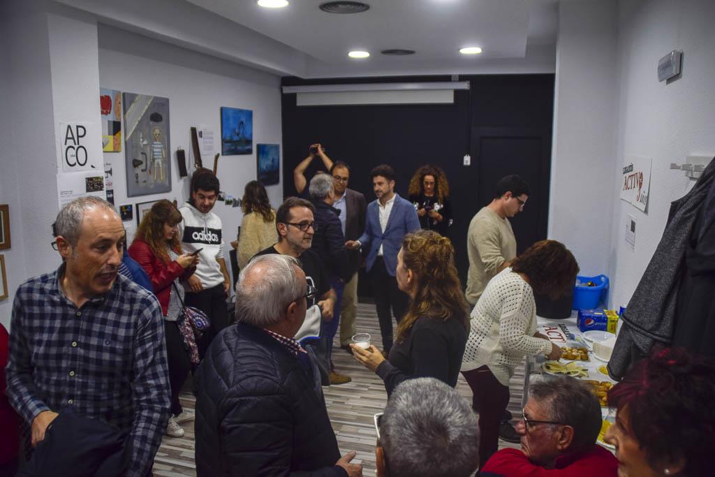 Fiesta quinto aniversario Leganés Activo