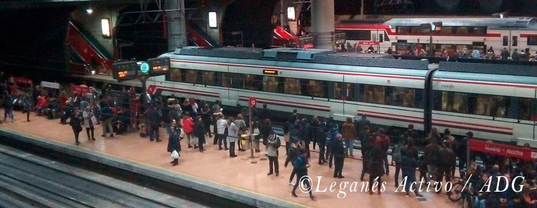 retrasos atocha trenes