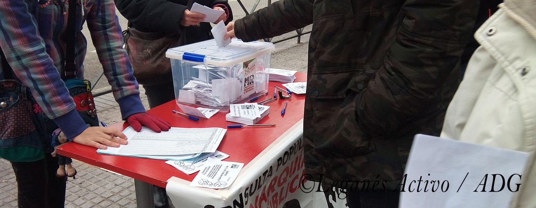 urnas consulta popular leganes