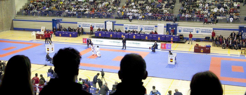 campeonato karate España