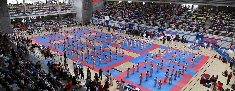 karate senior leganes
