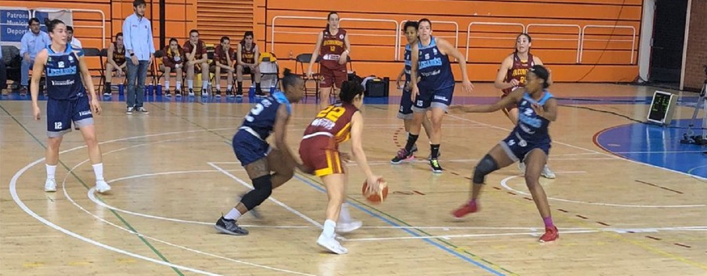 Baloncesto Leganés Pacisa Alcobendas