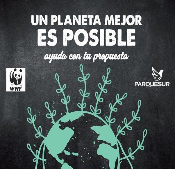 parquesur deseos para planeta