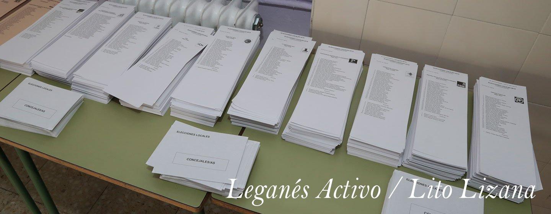 papeletas votaciones