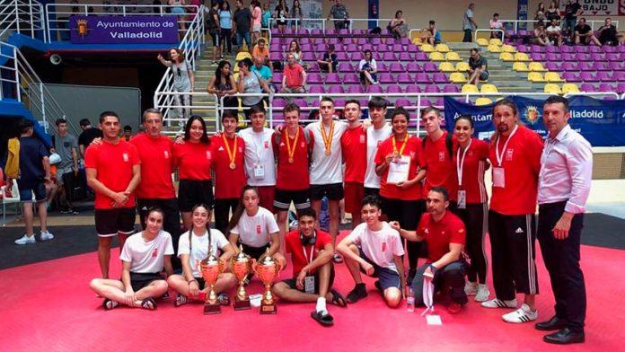 campeonato taekwondo sanchez elez