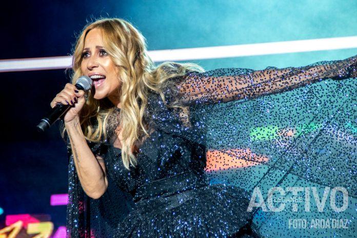 Marta Sánchez concierto en Leganés