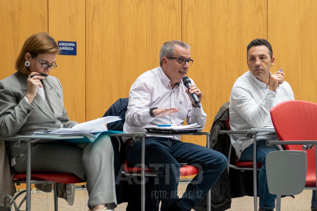 Ciudadanos (Cs) Leganés propone mejorar y reforzar la Policía ...