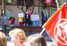 protestas sindicatos leganes