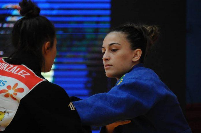 Sarai Padilla judo