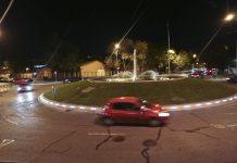 seguridad vial rotondas