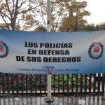 policias manifestacion cppm