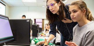 dia mujeres niñas en la ciencia