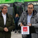Santiago Llorente y Ángel Garrido en Leganés