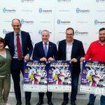 Presentación de la Minicopa de Balonmano en Leganés