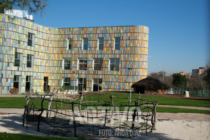 biblioteca central chozos