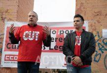ccoo ugt comite unitario trabajadores