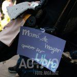 cartel 8 de marzo en Leganés