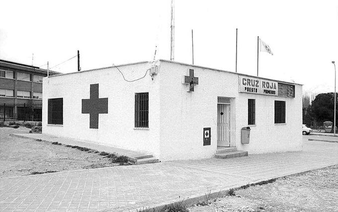 inicios cruz roja leganes