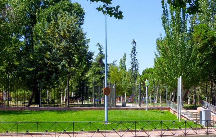 parque chopera leganes