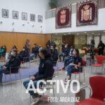 Recepción del Club Ynsadiet Leganés tras su ascenso