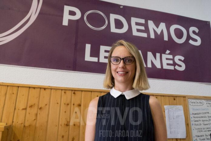 Carolina Alonso Podemos